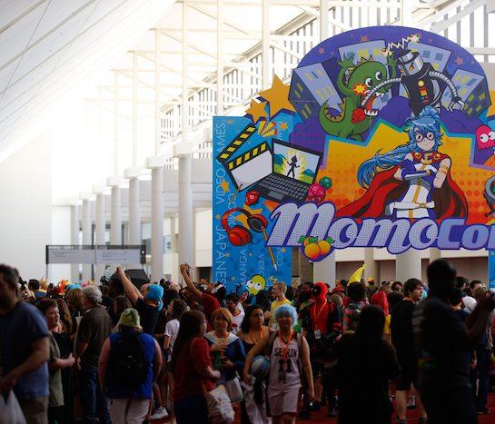 حدث MomoCon يلغي فعالياته لعام 2021!