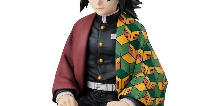 مجسم جديد لشخصية Giyu Tomioka من Demon Slayer .. فهل ستشتريه؟!