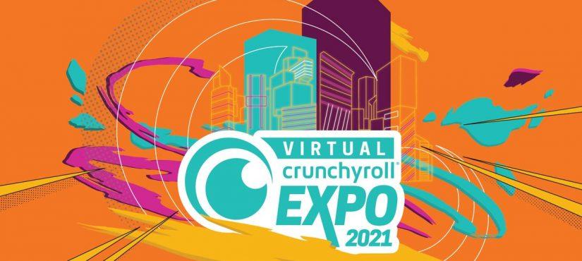 معرض Crunchyroll Expo لعام 2021 سيكون افتراضيًّا!
