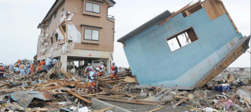 زلزال يضرب شمال شرق اليابان بقوة!