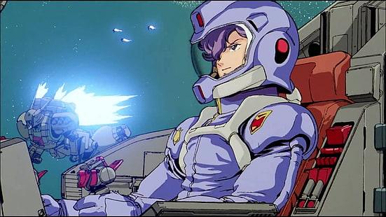 بلوراي Gundam F91 يأتي أقرب من المتوقع..