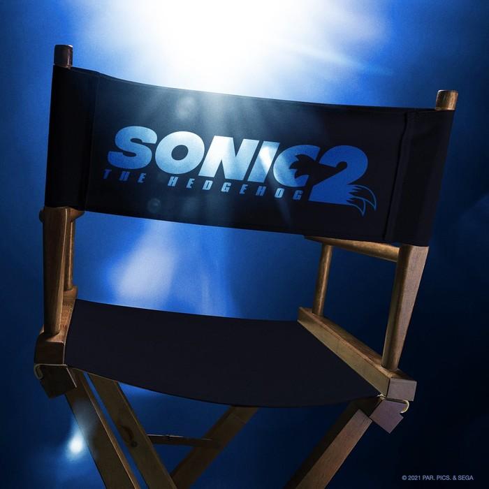 بدء إنتاج الجزء من الثاني من Sonic the Hedgehog !