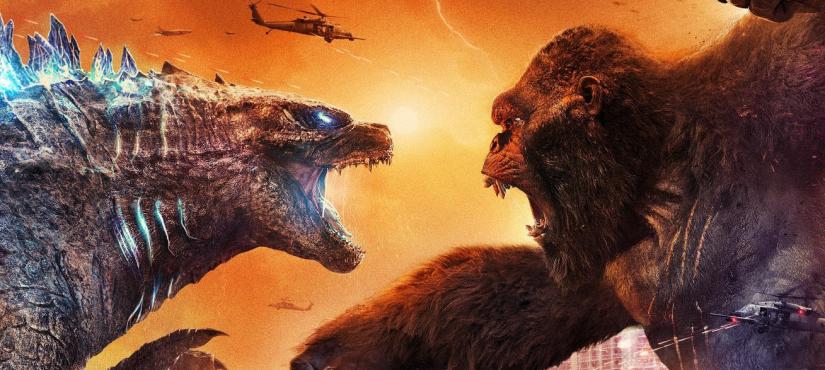 النجاح الجديد لفيلم Godzilla vs. Kong سيذهلك!