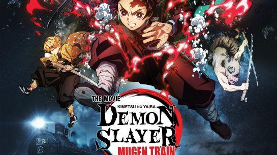 مرة أخرى.. فيلم Demon Slayer يفجر الساحة!