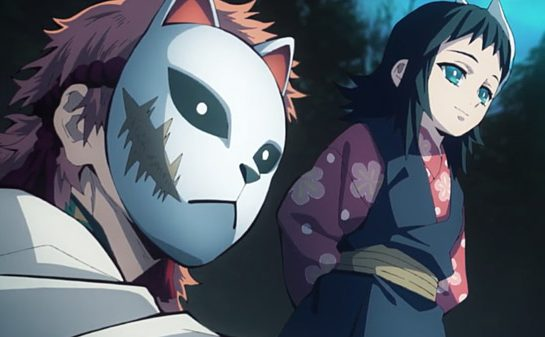 لعبة Demon Slayer: Kimetsu no Yaiba – Hinokami Keppuutan تُضيف Sabito و Makomo