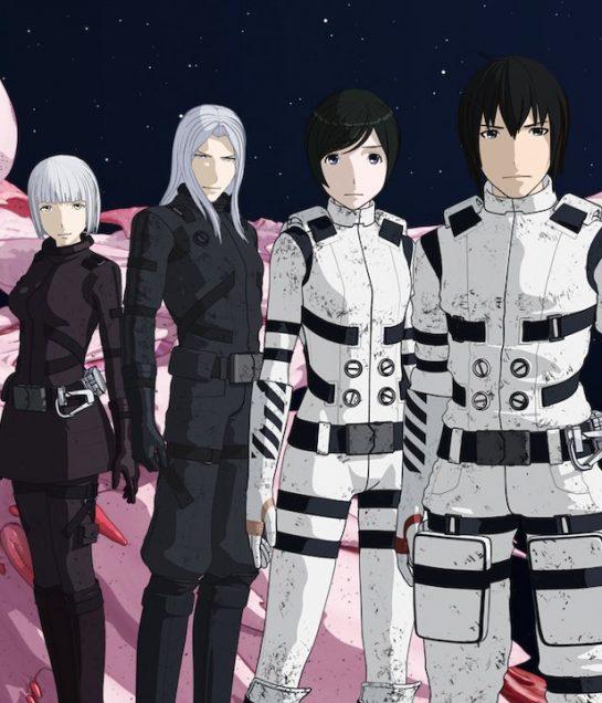 فيلم Knights of Sidonia - Sidonia no Kishi ينشر مشاهد حصرية منه مجانًا، وشخصيات جديدة تظهر على السطح!