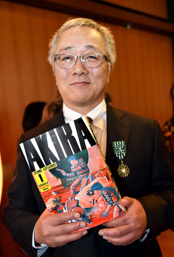 معرض لوحات لمؤلف Akira هذا الشهر.. ماذا ينتظرنا يا ترى؟