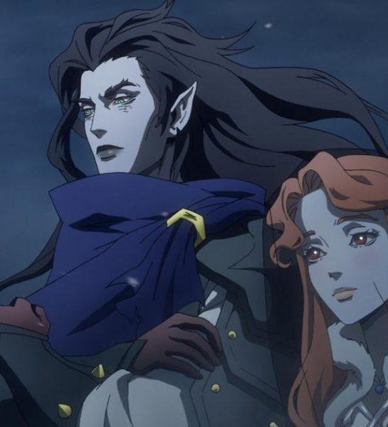 نيتفليكس تكشف عن الموسم الرابع من Castlevania !