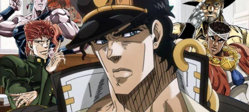 بعد معاناة.. أنمي Jojo's Bizarre Adventure ينضم إلى Funimation!