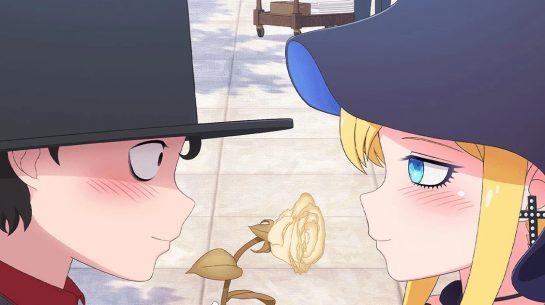 إليكم ميعاد عرض أنمي Shinigami Bocchan to Kuro Maid المنتظر!