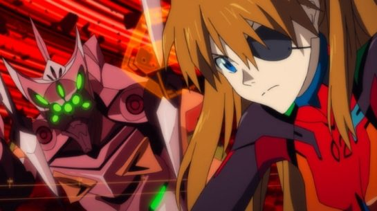 نسخة محسنة لفيلم Evangelion: 3.0 تضرب شباك البلوراي في أغسطس القادم!