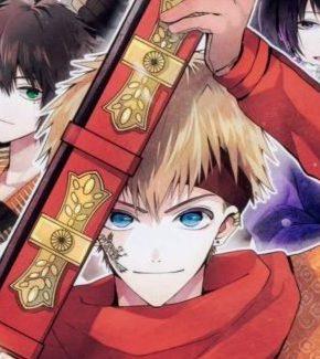 شاهدوا الملصق الترويجي الأول لأنمي Sabiiro no Armor المميز!