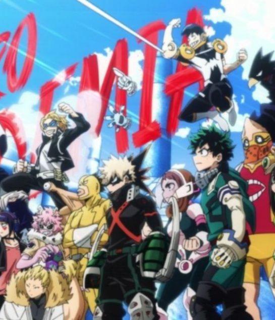 إليكم أحدث شخصيات الموسم الخامس Boku no Hero Academia لأنمي