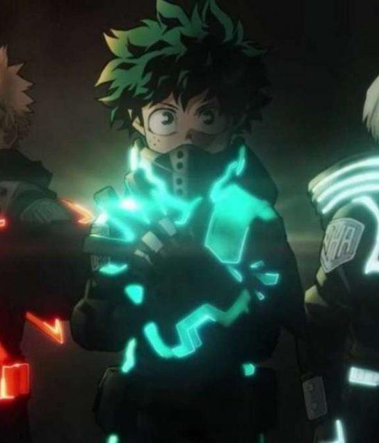 إليكم آخر شخصيات فيلم Boku no Hero Academia الجديد!