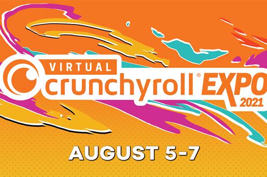تعرفوا على أهم ضيوف ومخططات Crunchyroll Expo 2021 الجديد!