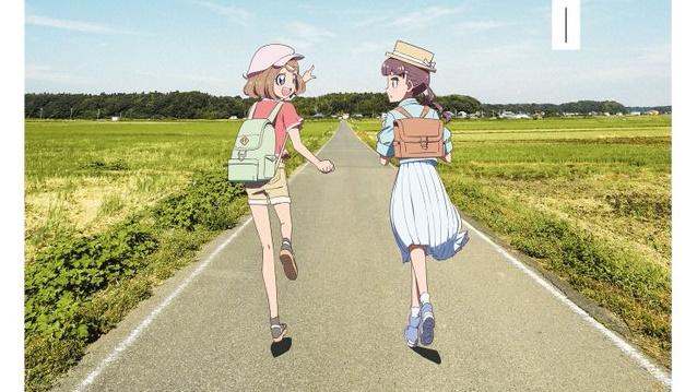فتاتان تجوبان اليابان؟ أجل، يبدو كذلك في Tabihani !