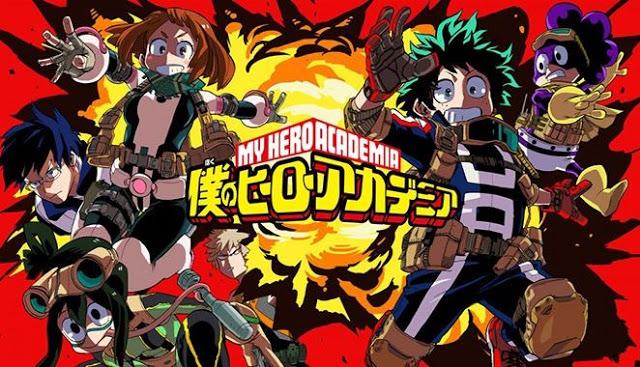 يبدو أنه عليكم الانتظار للأرك الجديد من Boku no Hero Academia !