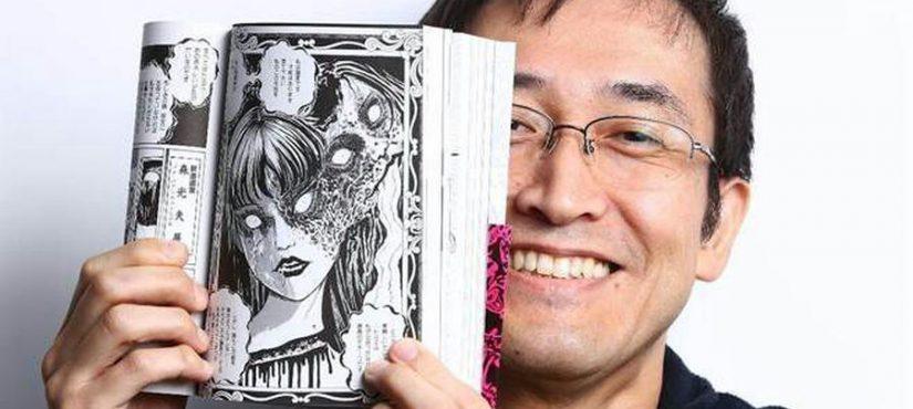 المانجاكا Junji Ito يحقق النجاحات مرة أخرى!