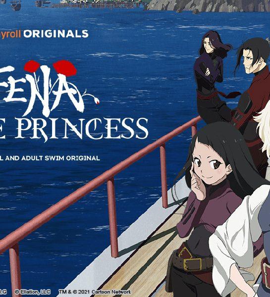 إليكم العرض التشويثي الثاني والأحداث لأنمي Fena: Pirate Princess المنتظر!