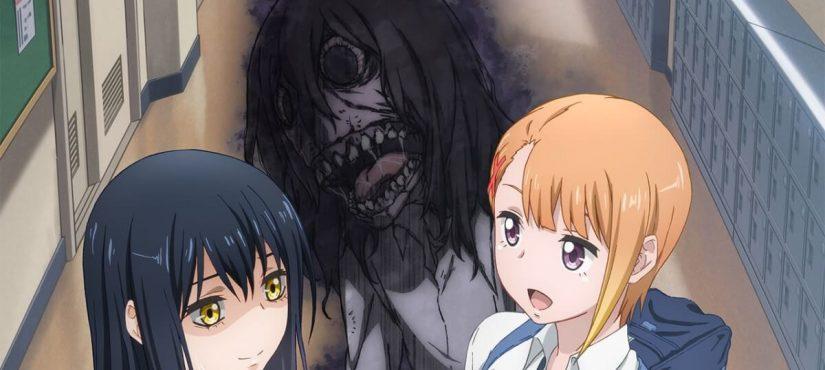مانجاكا Mieruko-chan يقوم بتحويل فريق عمله إلى وحوش!