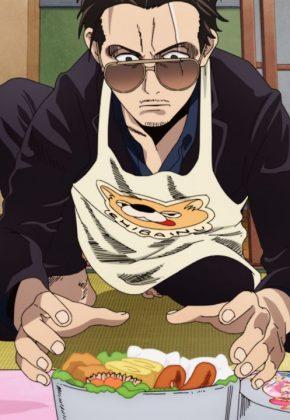 مسلسل حيّ قصير جديد لمانجا وأنمي Gokushufudō أخيرًا!