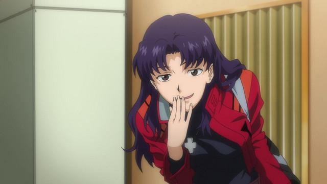 اكسسوارات جديدة لأنمي Evangelion (محرجة بعض الشيء) ??