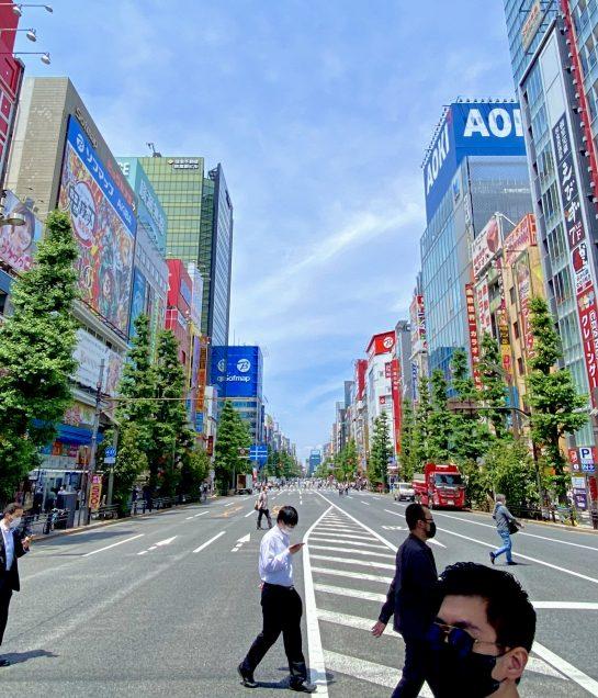 اليابان من جديد تمد حالة الطوارئ بينما الأوليمبياد قائمة....