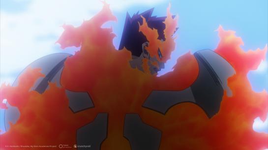 تعرفوا على الشرير الجديد في Boku no Hero Academia!
