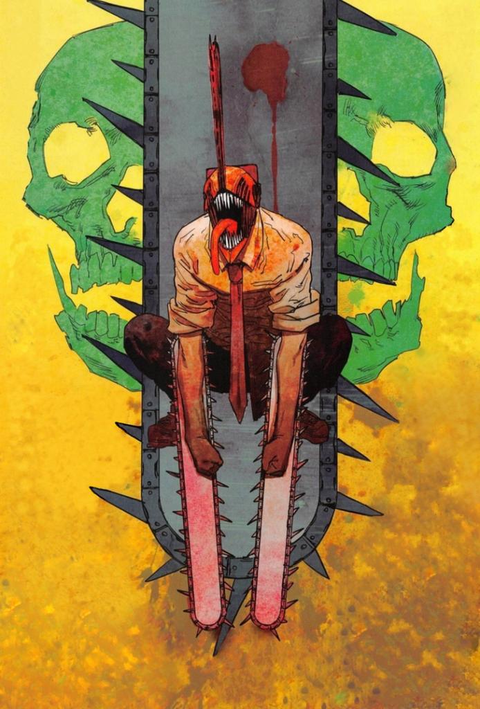 مانجا جديدة لمؤلف Chainsaw Man..؟ وبالإنجليزية كذلك؟ ومجانًا؟!