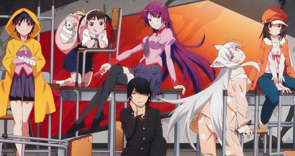 بلوراي جديد لسلسلة Monogatari قادم قريبًا!