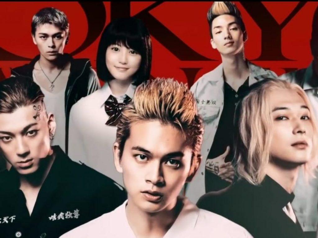 الفيلم الحيّ Tokyo Revengers يكتسح شباك التذاكر الياباني!