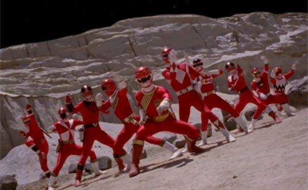 احتفالًا بسلسلة Power Rangers الشهيرة، لنرشح لكم بعض الأعمال!