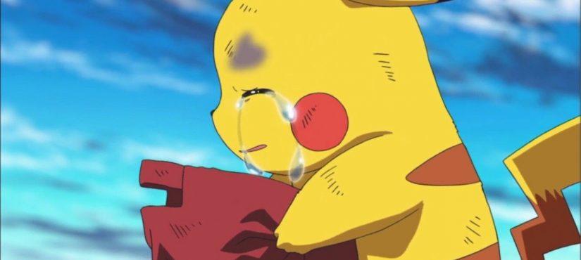 بيكاتشو يبكي... والسبب؟