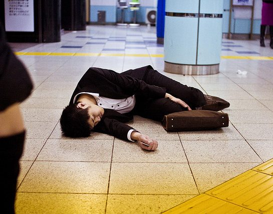 تحقيق الحكومة اليابانية يُظهر ظلم العاملين في الصناعات!