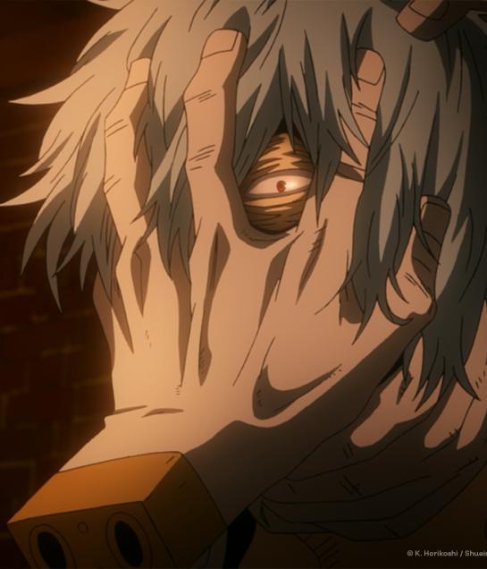 الكشف عن آخر صور الأرك الجديد لأنمي Boku no Hero Academia