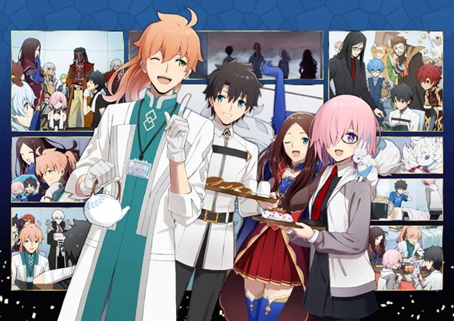 فيلم الأنمي Fate/Grand Order: Solomon يحتفل على طريقته الخاصة!