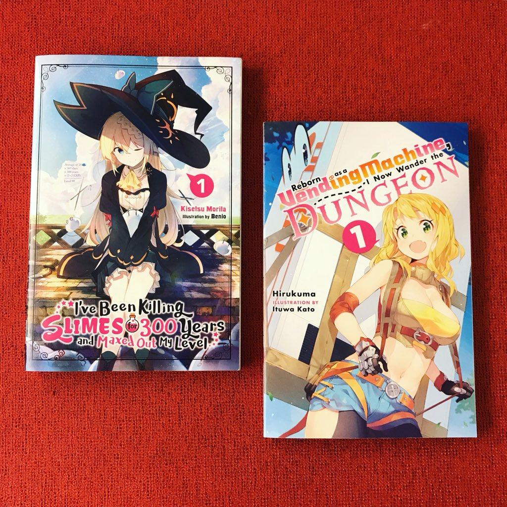 إليكم آخر الأعمال المرخصة على يد دار نشر Yen Press !