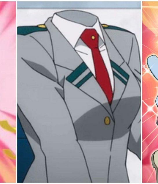 """أجل... مجسم """"للفتاة المختفية"""" من أنمي Boku no Hero Academia..."""