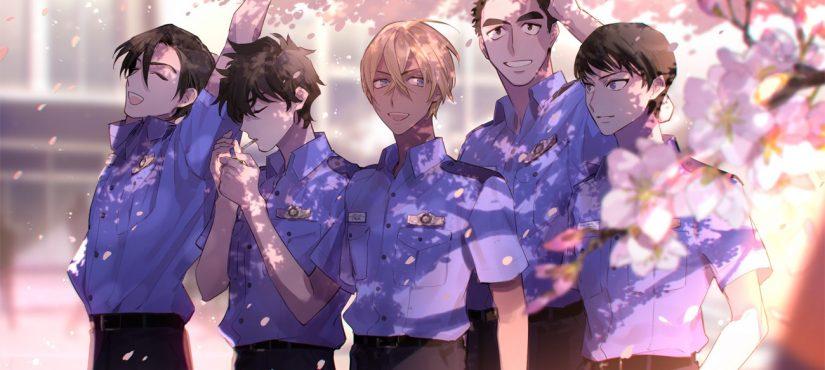 مانجا Detective Conan Police Academy الجانبية تتحول لأنمي أخيرًا!