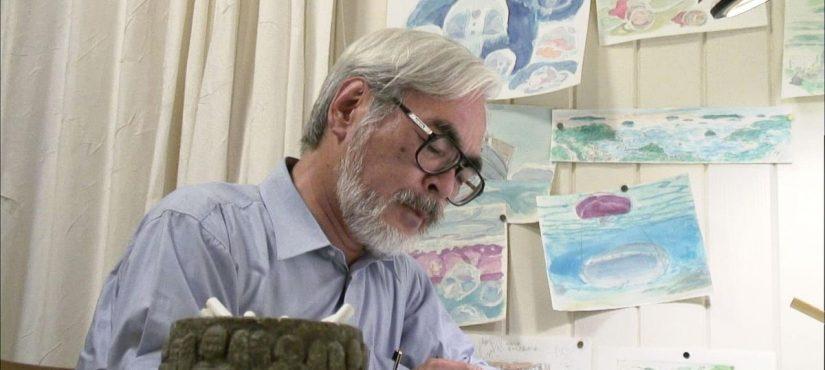 متحف أكاديمية الأوسكار يقدم كتابًا للعبقري هاياو مايازاكي!