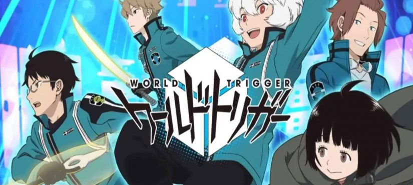عمل World Trigger الجديد يضرب شباك اليابان قريبًا!