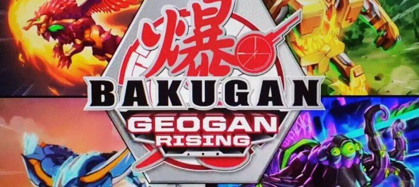 أنمي Bakugan: Geogan Rising يضرب شباك نيتفليكس قريبًا!
