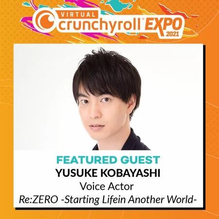 حدث Crunchyroll Expo يعلن عن المزيد من الضيوف المهمين!