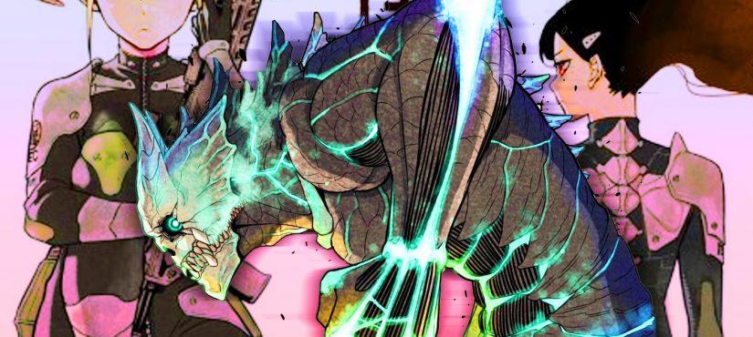 مانجا Kaiju No. 8 تحقق مبيعات عملاقة وغير مسبوقة بالمرة!