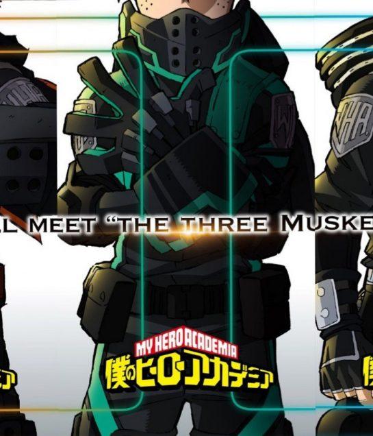 فيلم Boku no Hero Academia يهبط قليلًا في شباك التذاكر!