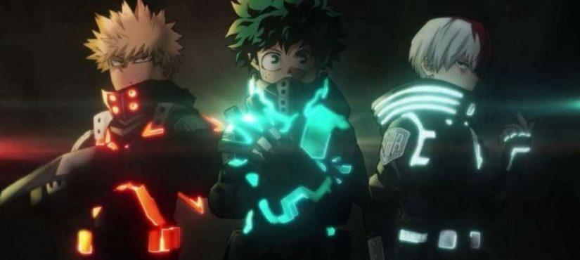 فيلم Boku no Hero Academia هو أعلى الأفلام في السلسلة حتى الآن!