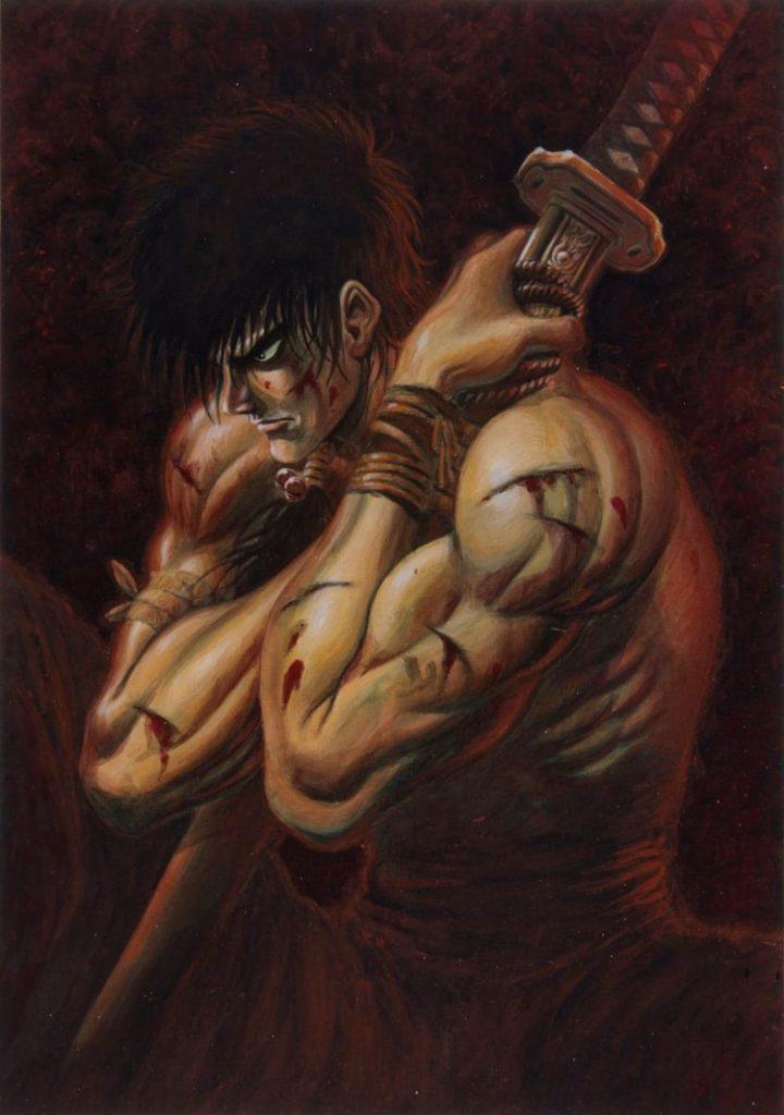 """مانجا King of Wolves للمؤلف الراحل """"ميورا"""" تعود للحياة من جديد..."""