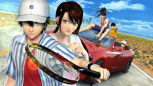 فيلم The Prince of Tennis يحصل على مديح من النقّاد!