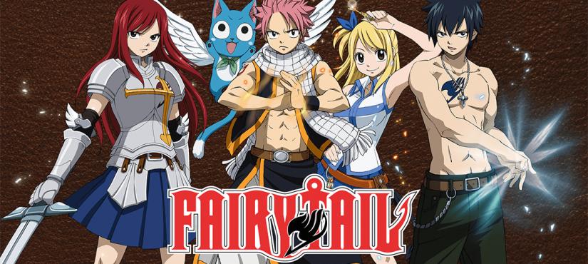 أنمي Fairy Tail يحصل على عمل استكمالي للأحداث!