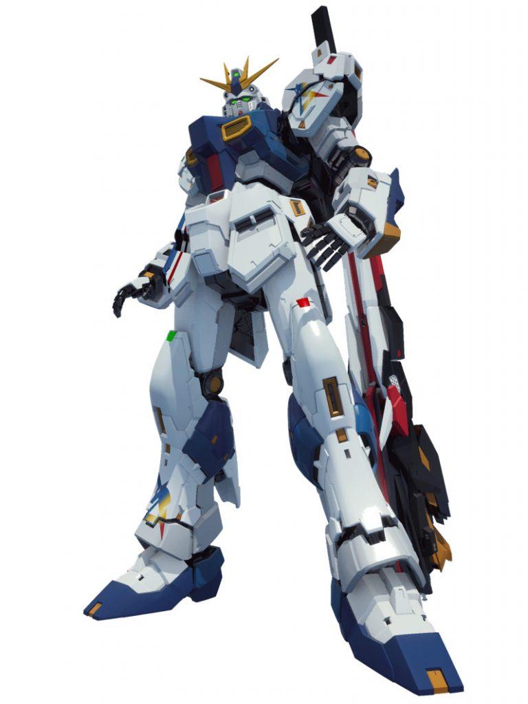 أحد مراكز تسوق اليابان تحصل على مجسم Gundam بالحجم الطبيعي!